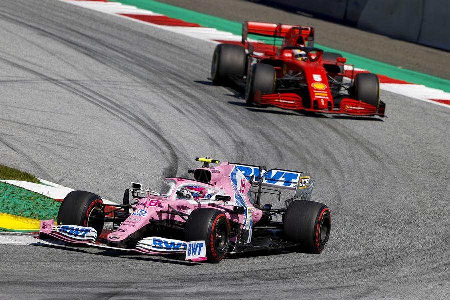 Ferrari również wycofało apelację od werdyktu w sprawie Racing Point - ŚwiatWyścigów.pl