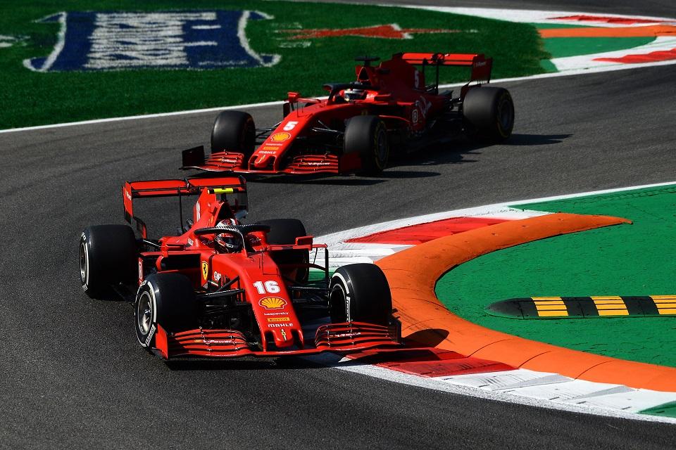 Najgorsze kwalifikacje Ferrari na Monzy od 1984 roku - ŚwiatWyścigów.pl