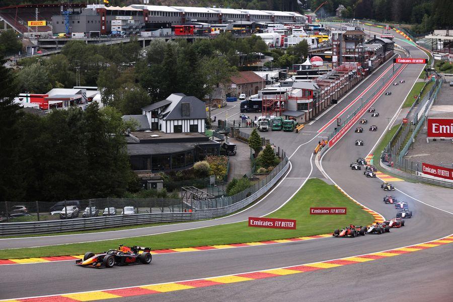 F2 i F3 z nowym formatem weekendu wyścigowego od 2021 roku ...